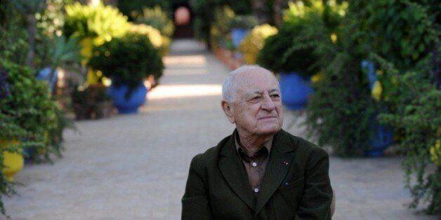 Pierre Bergé revient sur sa vie à Marrakech avec YSL et la vente de sa