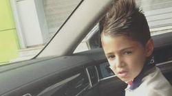 Amine Yarichène, enfant de 7 ans porté disparu, sans