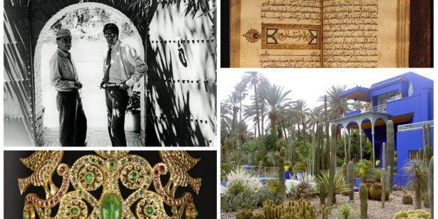 Les objets de la collection privée d'Yves Saint Laurent et Pierre Bergé mis aux enchères le 31 octobre...