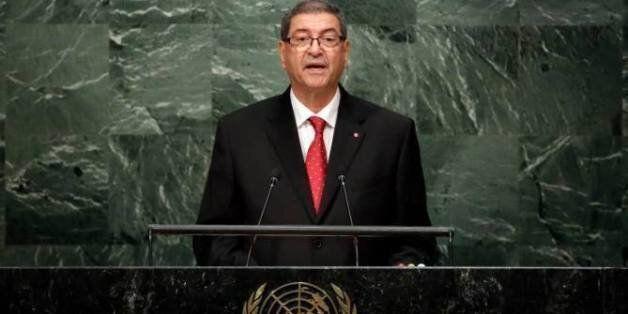 Le chef du gouvernement tunisien Habib Essid en visite en Algérie à partir de