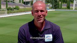Zidane à Marrakech pour la