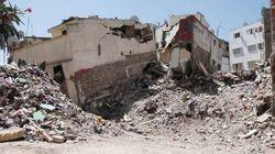A Casablanca, les habitations continuent de s'effondrer: Un projet de loi est en cours
