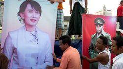 Elections en Birmanie: En l'absence de tout sondage, certains tentaient de lire dans les astres les pronostics de ce scrutin