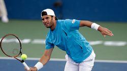 Malgré sa défaite, le tennisman Malek Jaziri aura assisté au