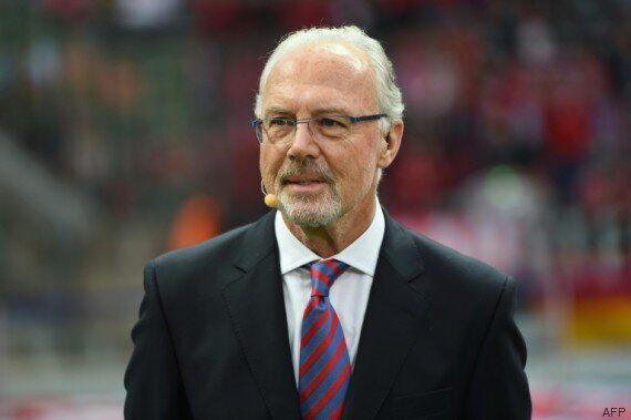 Ciblé par la commission d'éthique de la Fifa: Beckenbauer, un