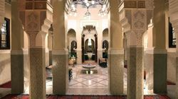 Royal Mansour de Marrakech sacré meilleur hôtel en