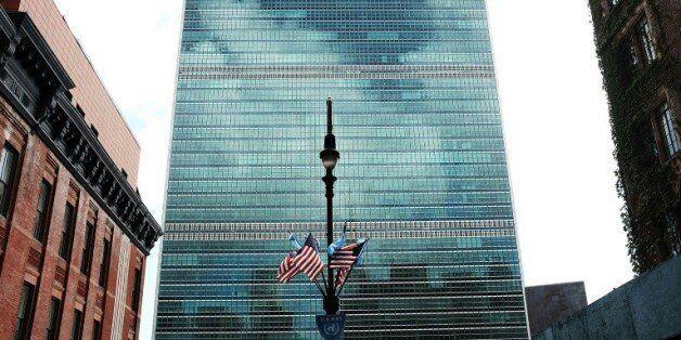 Le siège des Nations-Unies à New York le 29 septembre