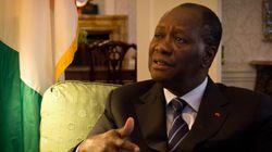 Côte d'Ivoire: sans surprise, Ouattara élu dès le 1er tour avec un score