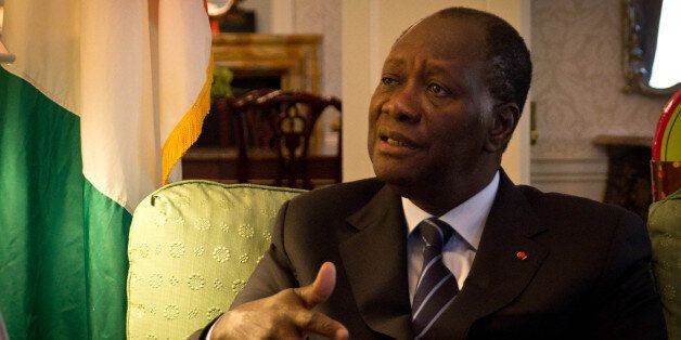 Africa Renewal Magazine and UN Radio jointly interview the president of Côte d'Ivoire, Alassane Ouattara,...