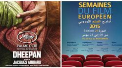 Les grands noms du cinéma européen dans les salles obscures