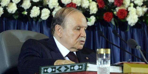 Message du 1er novembre: Bouteflika promet des garanties constitutionnelles