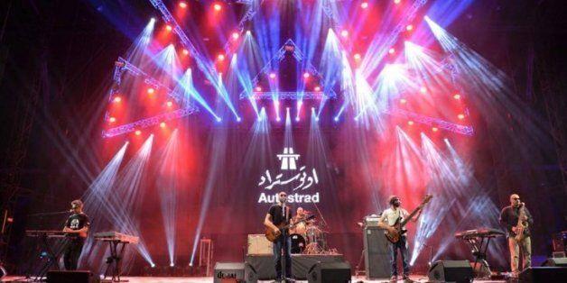 Le groupe jordanien Autostrad en tournée pour la première fois au