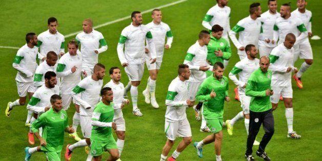 Classement Fifa: l'Algérie recule à la 26e position, la Belgique en