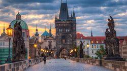 Prague est la plus belle ville d'Europe, la preuve...
