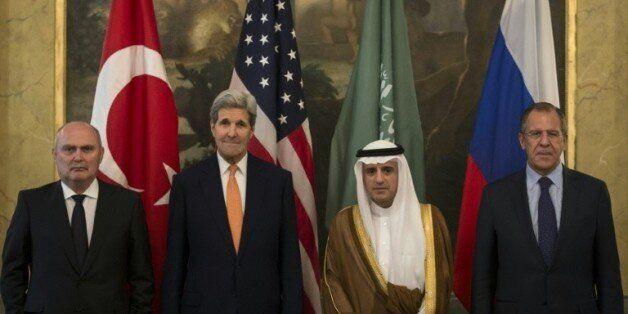 Syrie: 2e cycle de pourparlers internationaux à Vienne, Téhéran