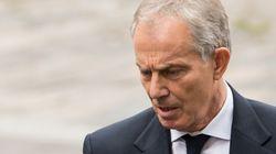 Tony Blair reconnaît la responsabilité dans la montée de