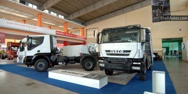 Iveco: partenariat entre SNVI et ZF-Algérie pour la fabrication de boites de
