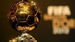 Et les nominés pour le ballon d'or
