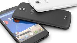 12e Med-It: le fabricant MobiWire dévoile son smartphone
