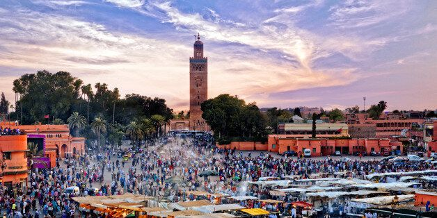 Marrakech classée meilleure destination de voyage pour les