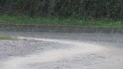 Des averses de pluies attendues sur le Centre et l'Est du