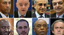 Huit candidats, bousculade pour une présidentielle