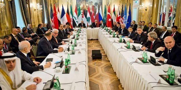 Crise syrienne : fin de la réunion de Vienne, prochain rendez-vous dans deux
