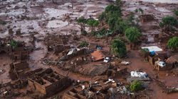 Brésil: Des centaines de personnes piégées par la