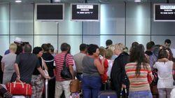 Les autorités égyptiennes ont suspendu l'arrivée de vols britanniques à Charm
