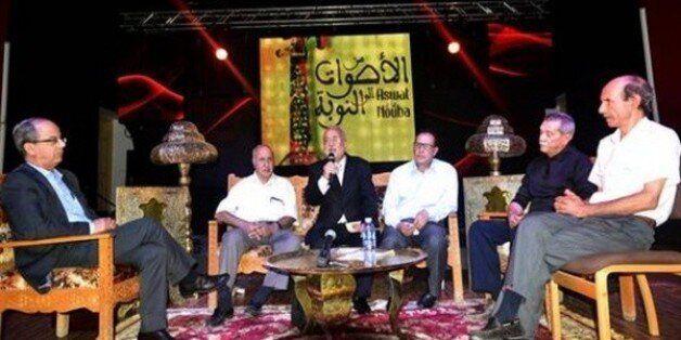 Constantine 2015: hommage posthume aux chouyoukh du Zdjel en marge de l'exposition