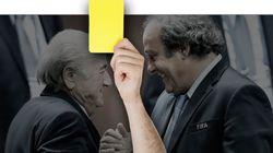 Platini suspendu 90 jours par le comité d'éthique de la