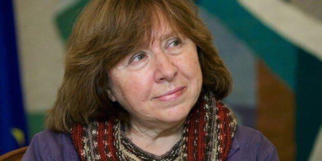 Nobel de littérature: une favorite bélarusse et des prétendants du monde