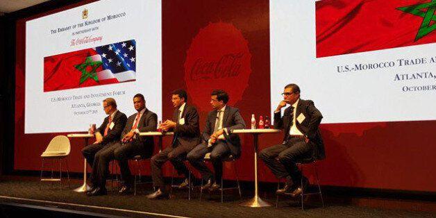 Maroc-USA, Ibrahimi en promoteur de l'Afrique