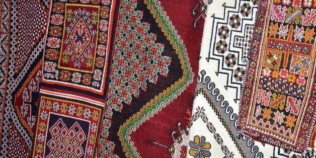 Khenchela: le tapis de Babar, un héritage tout en