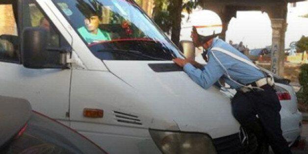 Condamnation à la perpétuité du chauffard qui a volontairement percuté et tué un policier à
