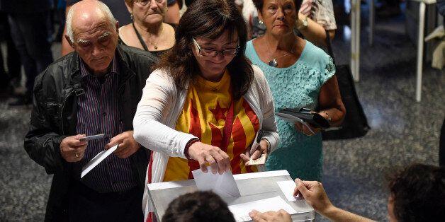 Elections en Catalogne: les indépendantistes remporteraient la majorité