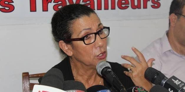 Louisa Hanoune, le 16 septembre