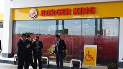 L'expansion de Burger King continue au