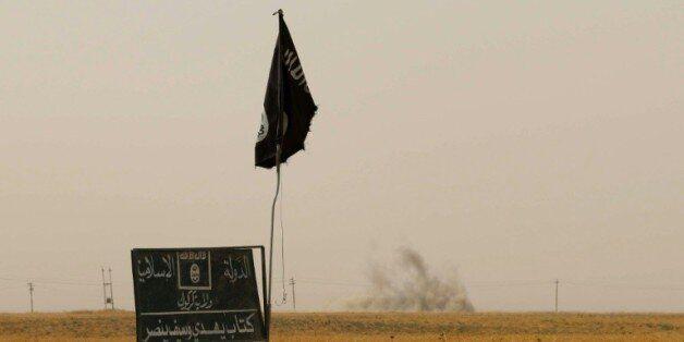 Le drapeau noir de l'Etat islamique, un détournement des symboles de