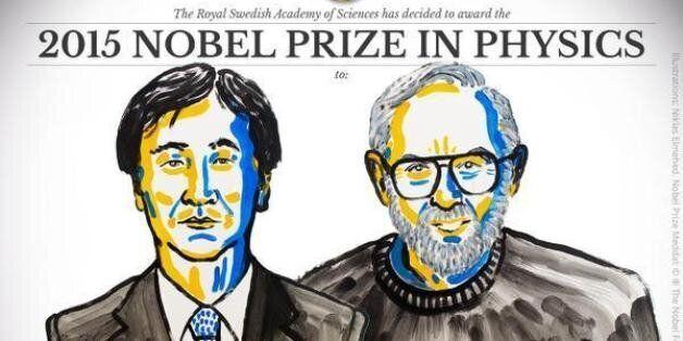 Le Nobel de physique 2015 récompense une découverte fondamentale sur les