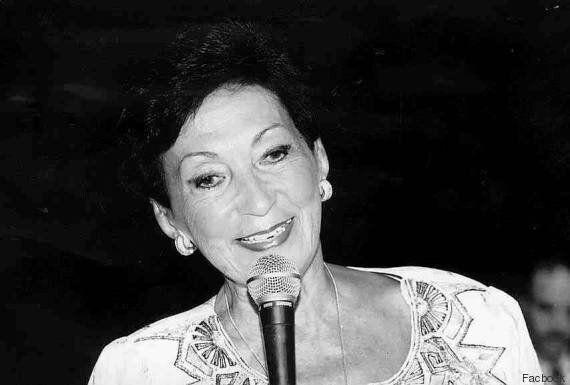 Hommage à Amina Belouizdad, la belcourtoise, la