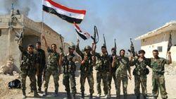 L'armée syrienne progresse, Washington livre des armes à des