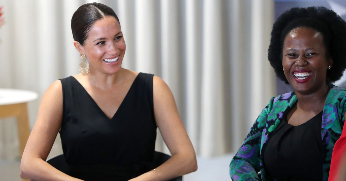 Meghan Markle On Being A Working Mom: 'It's A Lot'