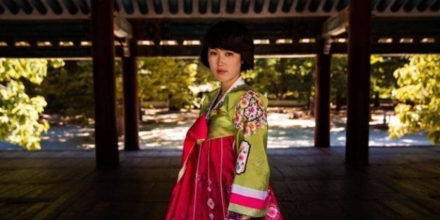 Un photographe met en avant la beauté des femmes de Corée du