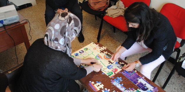 Pour sensibiliser les enfants à l'environnement, l'association algérienne Flambeau vert a créé un puzzle...