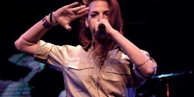 Eva from Morocco, le rap au