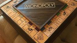Ce Monopoly est en fait une demande en mariage