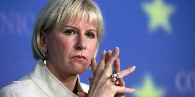 Margot Wallström, ministre suédoise des Affaires