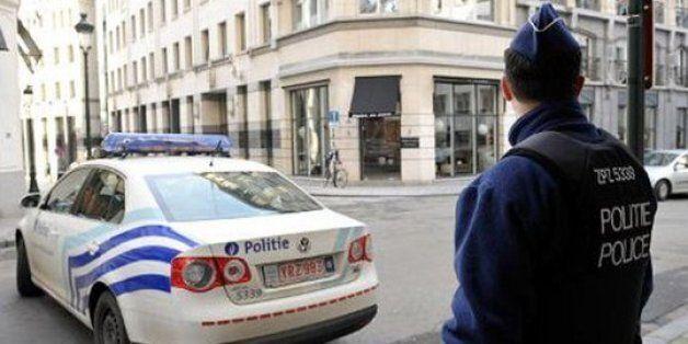 Des policiers marocains