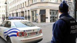 Des policiers marocains en
